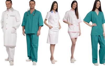 Personal de hospital, en Fotografías para renders – Personas