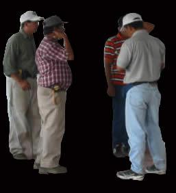 Personas en grupo con mapa de opacidad, en Fotografías para renders – Personas