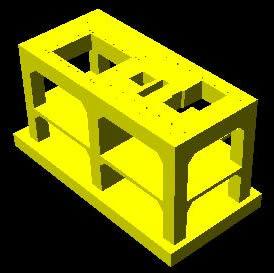 imagen Perspectiva, en Maquinaria - proyectos varios - Máquinas instalaciones