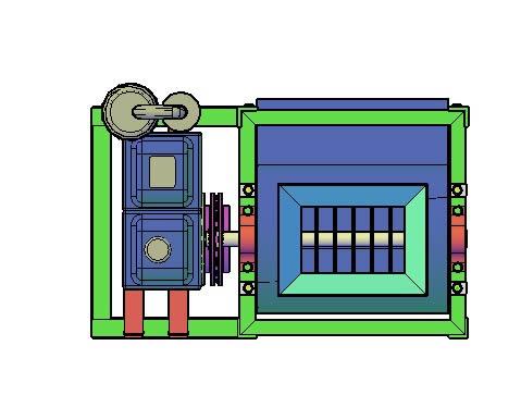 imagen Picador de paja, en Maquinaria - Granjas e inst. agropecuarias