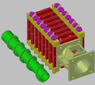 Planos de Piezas prensa aceite de palmiste, en Maquinaria para industria de la alimentación – Máquinas instalaciones