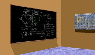Planos de Pizarra, en Educación – Muebles equipamiento