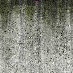 Placa de hormigón, en Revoques y estucos – Texturas