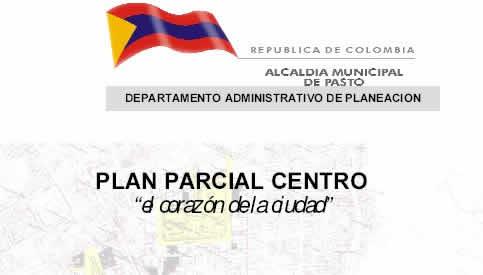 Plan parcial, en Colombia – Diseño urbano
