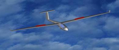 Planos de Planeador 3d, en Aeronaves en 3d – Medios de transporte