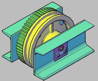 Planos de Plano de conjunto, en Válvulas tubos y piezas – Máquinas instalaciones