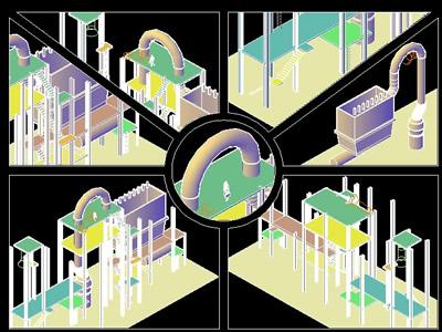 imagen Plataforma comex 3d, en Maquinaria e instalaciones industriales - Máquinas instalaciones