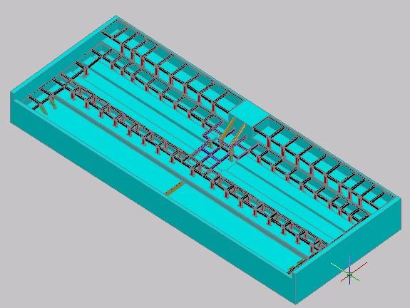 imagen Plataforma3d., en Estructuras de acero - Detalles constructivos