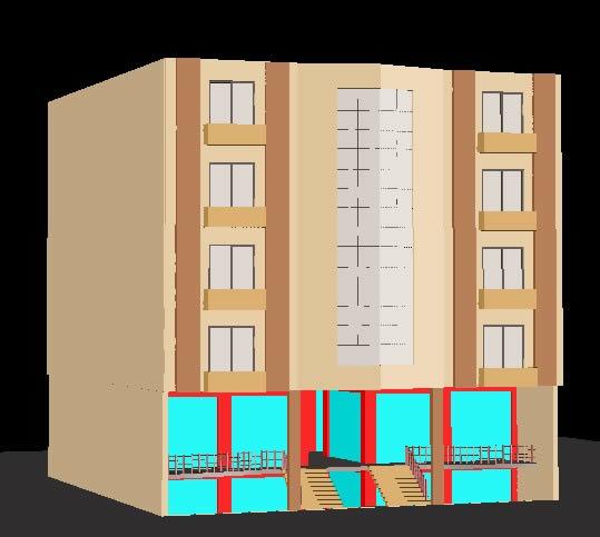 Planos de Plaza comercial, en Comercios varios – Proyectos