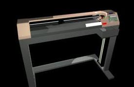 Plotter 3d, en Informática – Muebles equipamiento