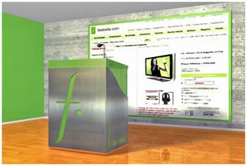 imagen Podium 3d, en Cines y auditorios - Muebles equipamiento