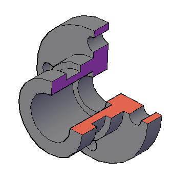 Planos de Prensaestopas, en Válvulas tubos y piezas – Máquinas instalaciones