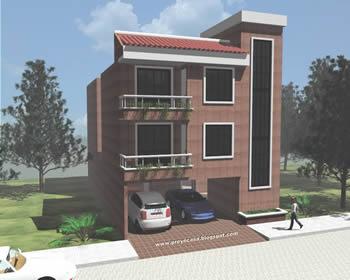Presentacion de apartamentos, en Vivienda multifamiliar – condominios – Proyectos