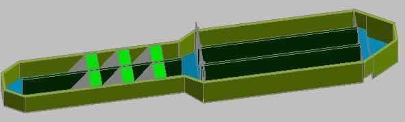 imagen Pretratamiento zanjuampa, en Plantas depuradoras - Infraestructura