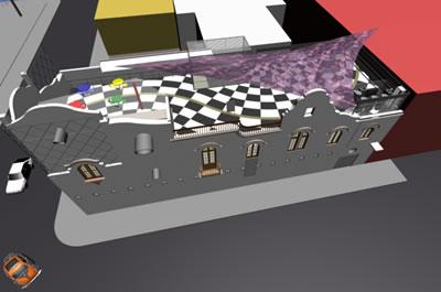 Propuesta centro cultural españa:lima-peru, en Centros culturales salas de exposición museos y stands – Proyectos