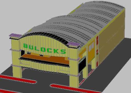imagen Proyecto bulocks, en Comercios varios - Proyectos