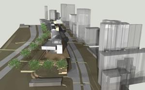 Planos de Proyecto centro cultural, en Auditorios cines – Proyectos