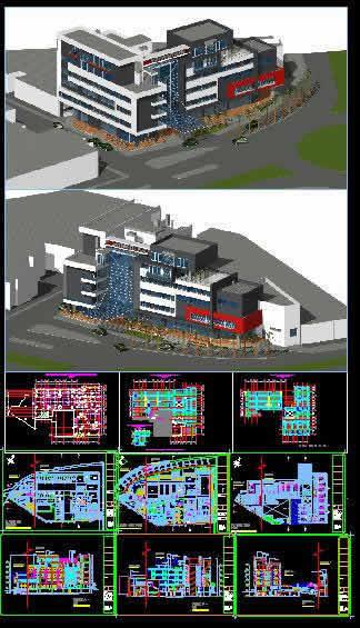imagen Proyecto hotelero de seis pisos, en Turismo y recreación - Proyectos