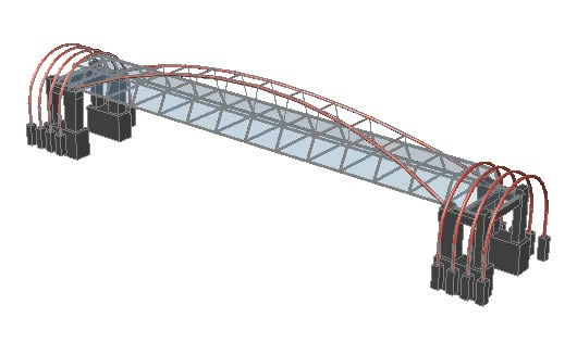 imagen Puente, en Puentes - Obras viales - diques