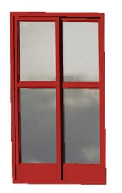 imagen Puerta 180 x 260 3d, en Puertas 3d - Aberturas