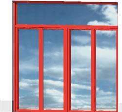 imagen Puerta acceso 335x300 3d, en Puertas 3d - Aberturas