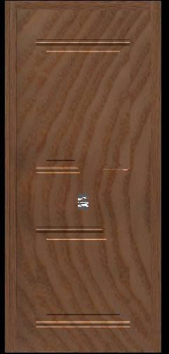 imagen Puerta de entrada-3d, en Puertas 3d - Aberturas
