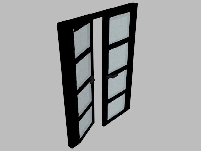 imagen Puerta de entrada en 3d, en Puertas 3d - Aberturas