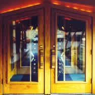 imagen Puerta exterior, en Puertas - fotografías - Aberturas