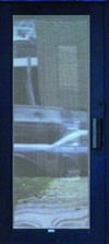 Puerta vidriada, en Puertas – fotografías – Aberturas