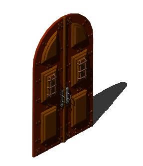 imagen Puerta3d, en Puertas 3d - Aberturas