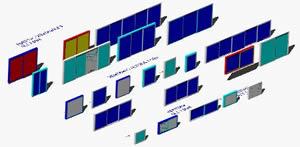 imagen Puertas y ventanas 3d, en Ventanas 3d - Aberturas