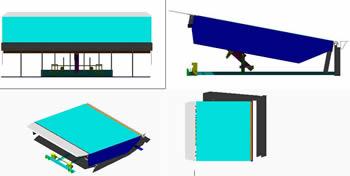 imagen Rampa de carga, en Maquinaria - proyectos varios - Máquinas instalaciones