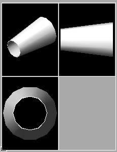 Planos de Reduccion concentrica 1×1/2 3d, en Válvulas tubos y piezas – Máquinas instalaciones