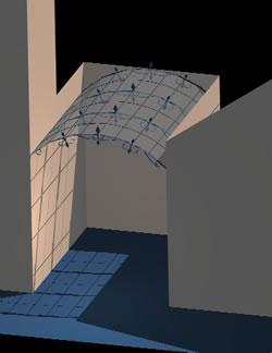 imagen Rejas mosquitero 3d, en Herrería artística