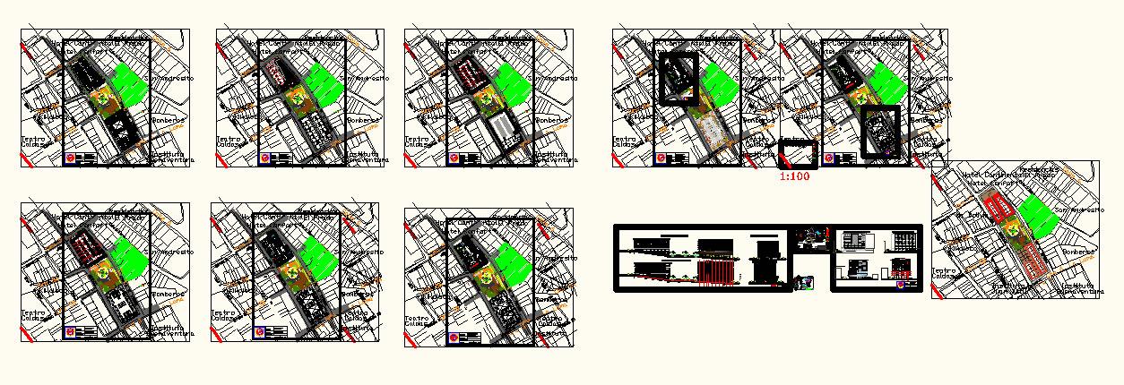 imagen Renovacion urbana, en Colombia - Diseño urbano