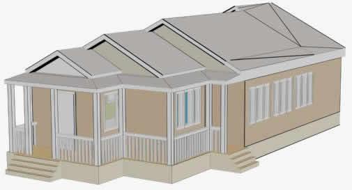 Residencia 3d, en Vivienda unifamiliar 3d – Proyectos
