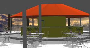 imagen Restaurante abierto, en Casinos hoteles y restaurantes - Proyectos