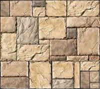 imagen Revestimiento de piedra para frentes, en Piedra - Texturas