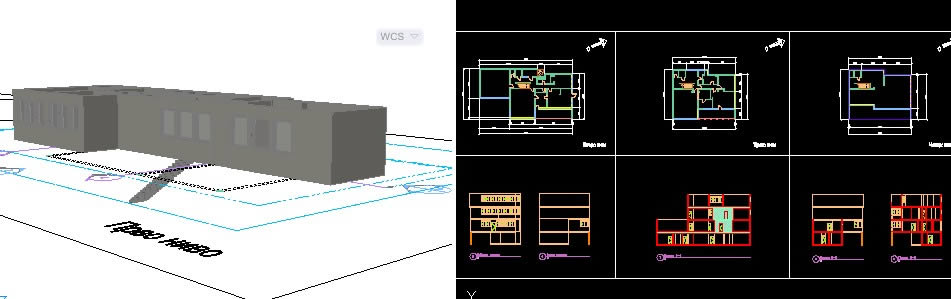 Planos de Richard neutra – residencia sidney kahn –  edificio del telegrafo, en Residencias y palacetes – Historia