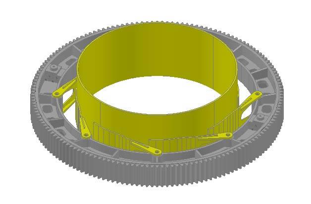 imagen Rodamiento  horno rotativo, en Maquinaria e instalaciones industriales - Máquinas instalaciones