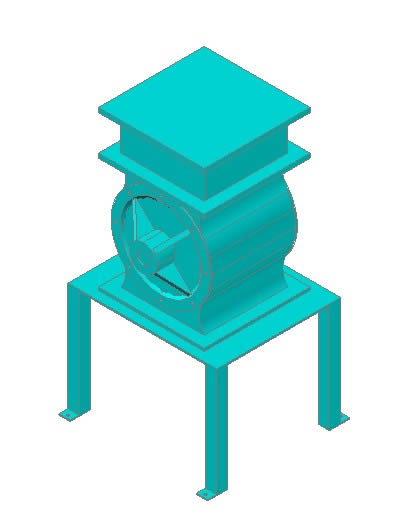 Planos de Rotativa, en Maquinaria – proyectos varios – Máquinas instalaciones