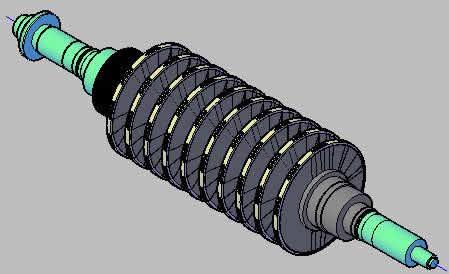 imagen Rotor3d, en Maquinaria e instalaciones industriales - Máquinas instalaciones