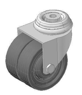 Planos de Rueda 3d, en Maquinaria e instalaciones industriales – Máquinas instalaciones