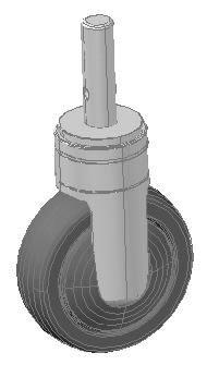 Planos de Rueda industrial 3d, en Maquinaria e instalaciones industriales – Máquinas instalaciones