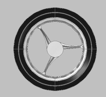 imagen Ruedas 3d honda cbr 600 f4 2000., en Motos y bicicletas - Medios de transporte
