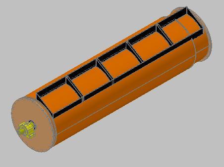 imagen Secador rotadisc, en Maquinaria e instalaciones industriales - Máquinas instalaciones