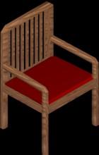 imagen Silla, en Sillas 3d - Muebles equipamiento
