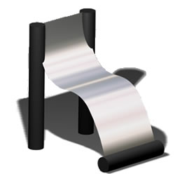 Silla ergonómica 3d, en Sillas 3d – Muebles equipamiento