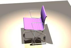 Planos de Silla herman miller, en Sillas 3d – Muebles equipamiento