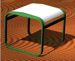Planos de Silla portatil, en Sillas 3d – Muebles equipamiento